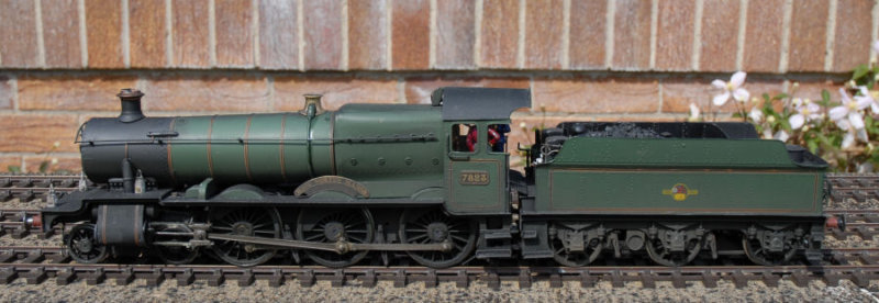 7823. The Manor class introduced in 1938 several where used on the Cambrian Expresses .