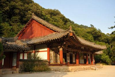 Kwanum is the Korean name for Guanyin, the bodhisattva of compassion, Avalokitesvara