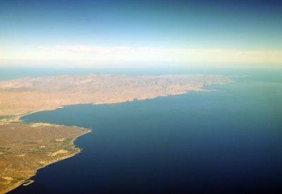 Musandam Peninsula, Oman and the east coast of the UAE