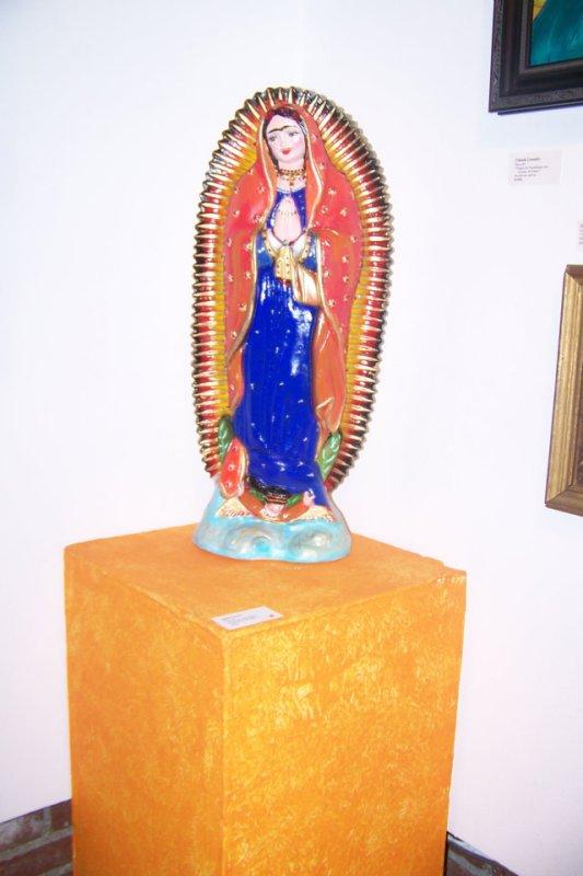 Frida Virgen De Guadalupe, Folktree in Pasadena