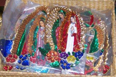 Sequence Virgen de Guadalupe, Folktree in Pasadena