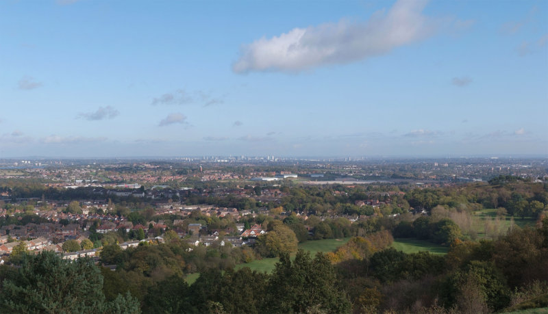 Beacon Hill panorama