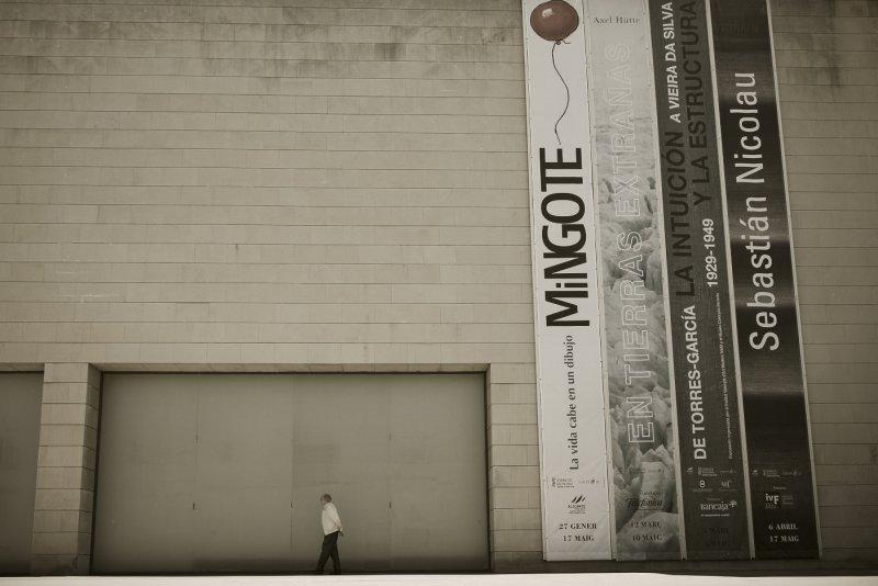 IVAM; Institute de Valencia Art Modern