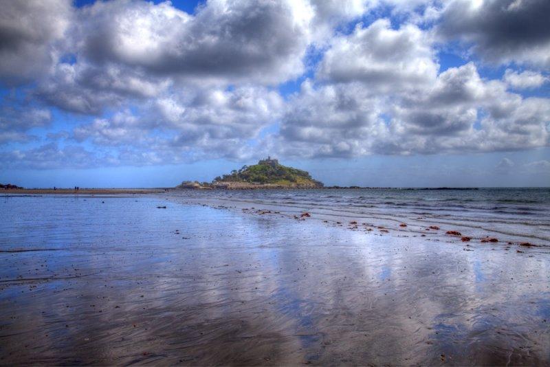 St Micheals Mount - Cornwall England
