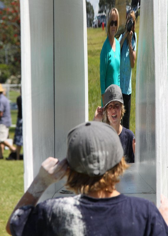 NZ Onshore Sculpture Exhibit 2010