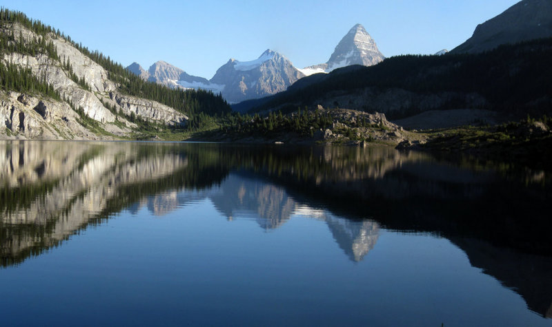 Og Lake reflection