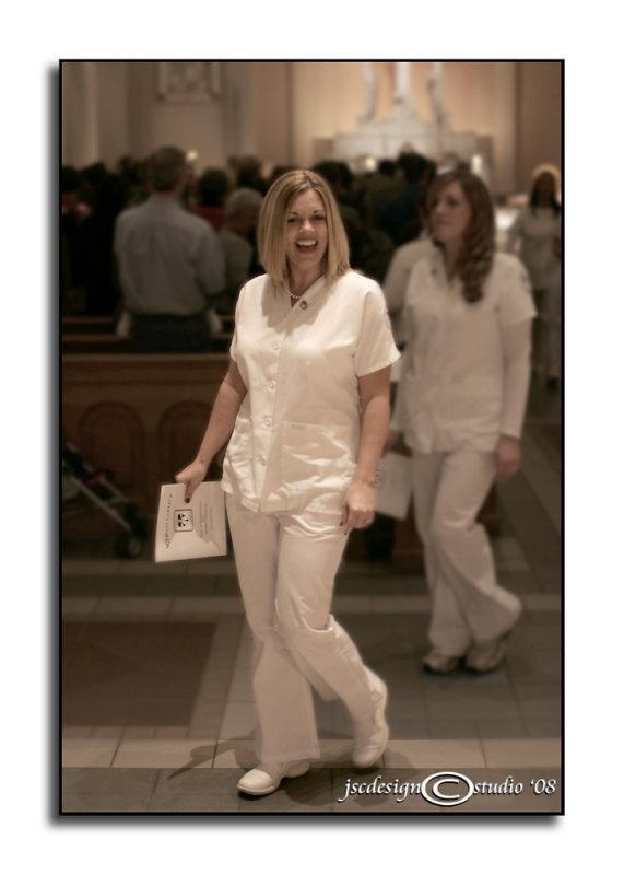 Nurse Lisa!