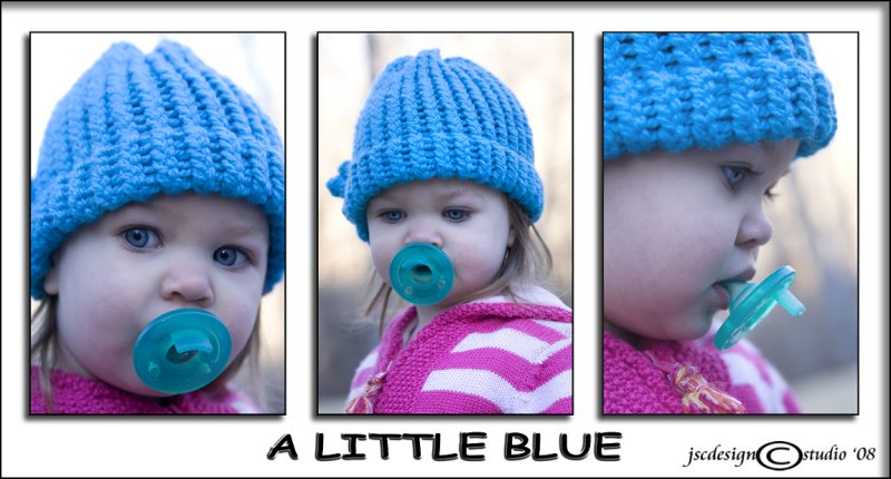 A Little Blue<p>February 10