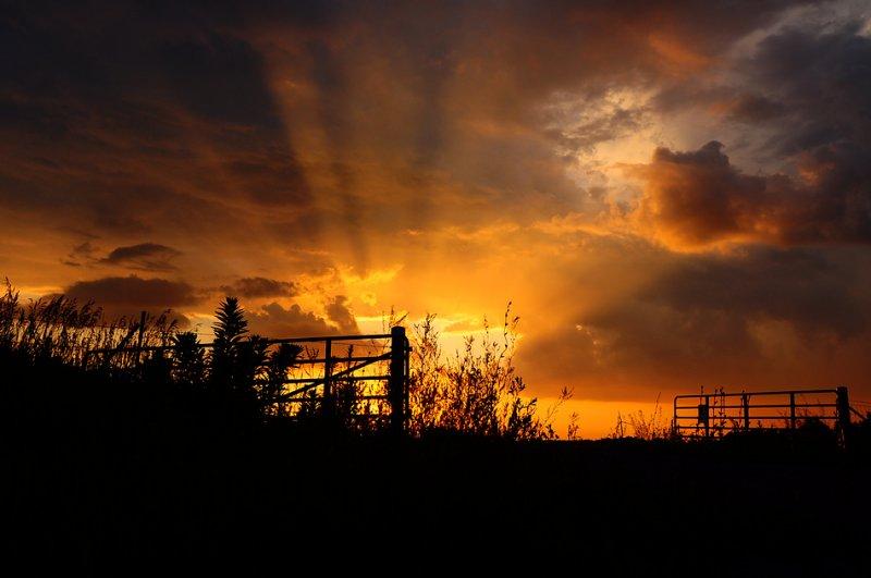 Gateway Sunset