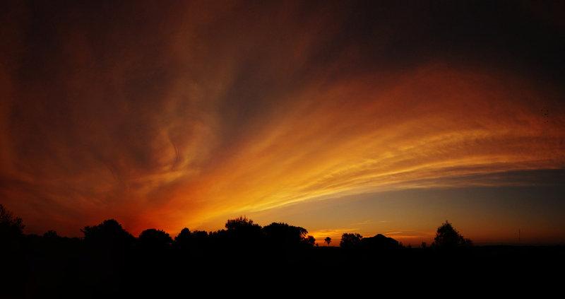 Pre Autumn Sunrise