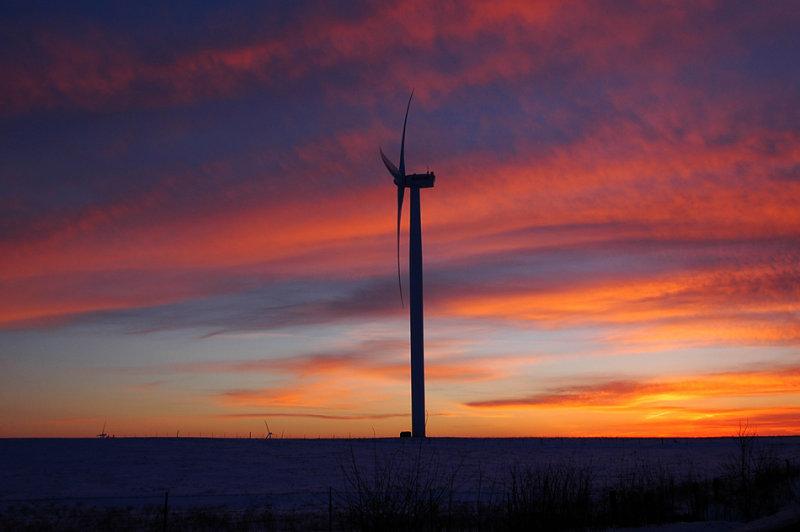 Bluegrass Ridge Wind Farm