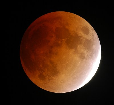 February Lunar Eclipse
