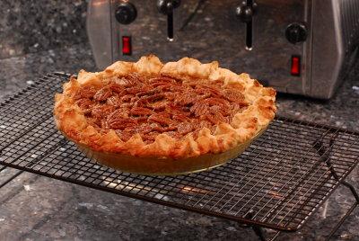 Thanksgiving Pies 2008