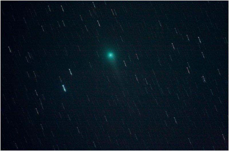 Comet Lulin - 20 February 2009