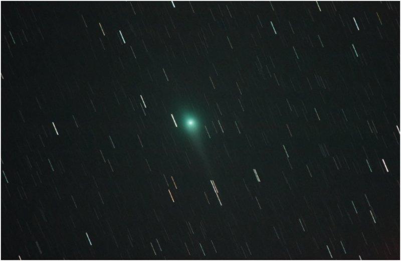 Comet Lulin - 21 February 2009