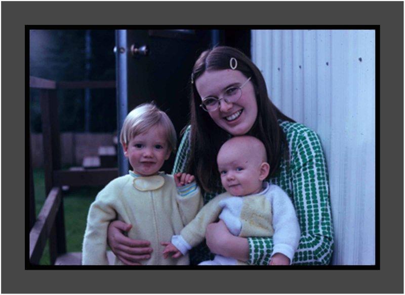 Deb, Ted & Dean