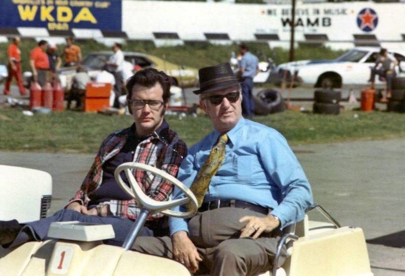 Jim and Bill Donoho