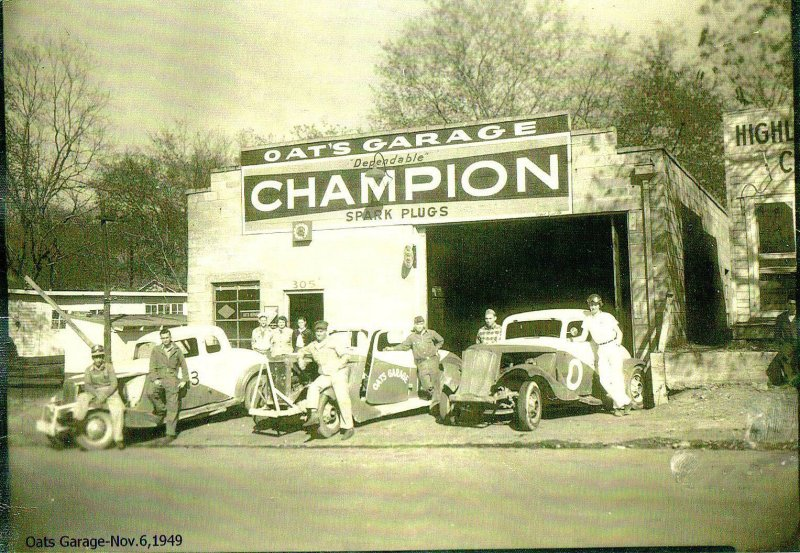 Oats Racing Nov 6 1949