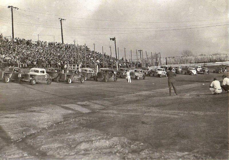 American Legion Bowl Nashville TN. 1952