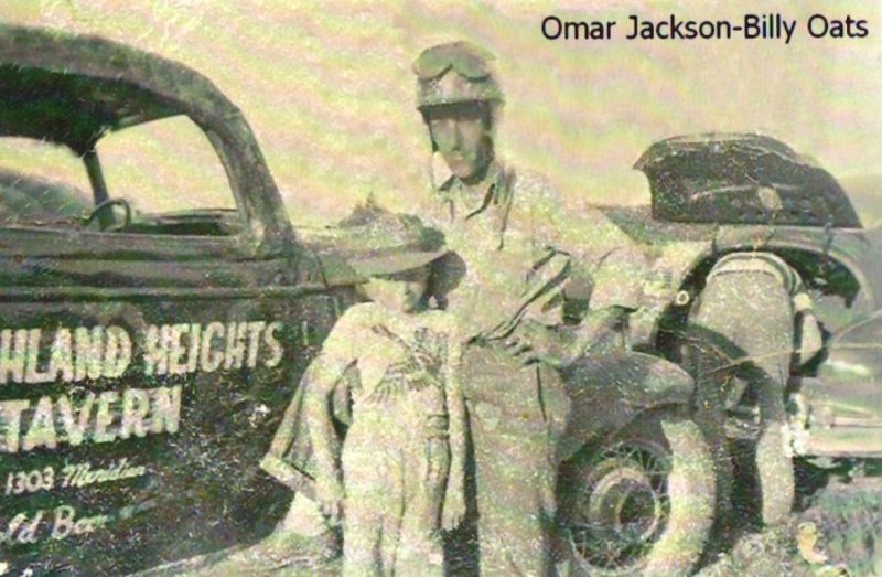 Omar Jackson and Billy Oats