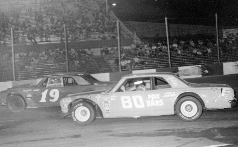 Dennis Wiser and Tony Formosa Jr 1975