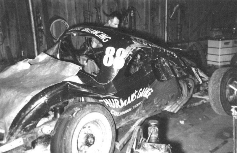 1958 Fairgrounds Malcolm Brady 88