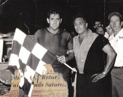 Sonny Upchurch  and Tony Formosa Sr. Win