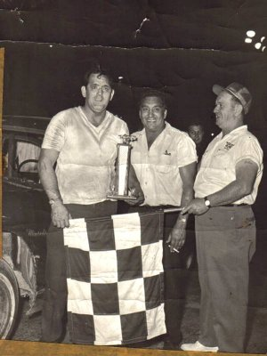 Sonny Upchurch  and Tony Formosa Sr.