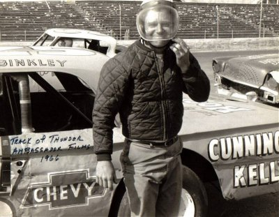 Charlie Binkley in the Track of Thunder movie. 1966