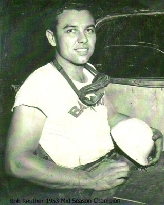 Bullet Bob Reuther 1954