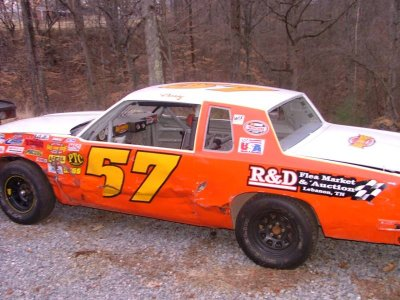 Danny Wilkerson  57 Thunderstox 2008