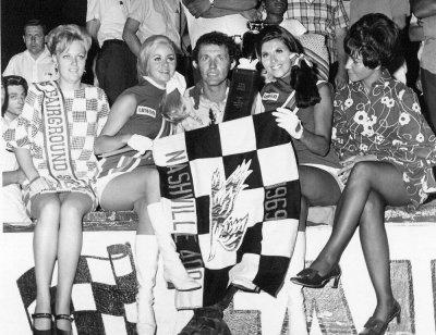 Richard Petty 1969 Nashville 400