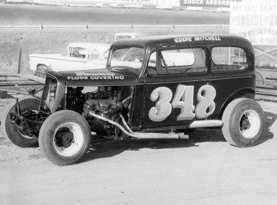 Eddie Mitchell 348