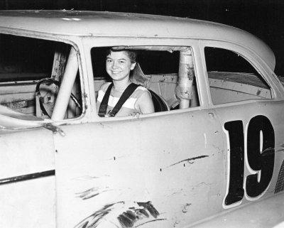 1968 Paula ONeal Nashville Fairgrounds