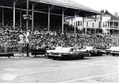 new car race 1959