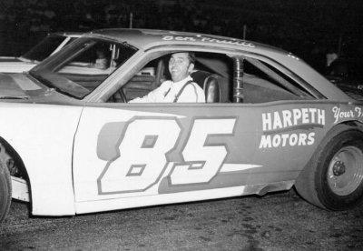 Ben Pruitt #85 Harpeth Motors Ford