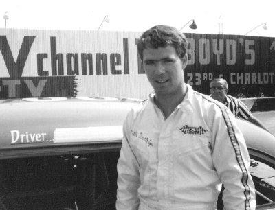 Darrell Waltrips first race at Nashville Fairgrounds Speedway 1968