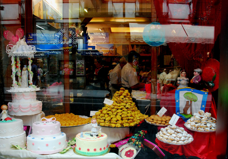 Rosquillas del Santo, listas, tontas y de Santa Clara
