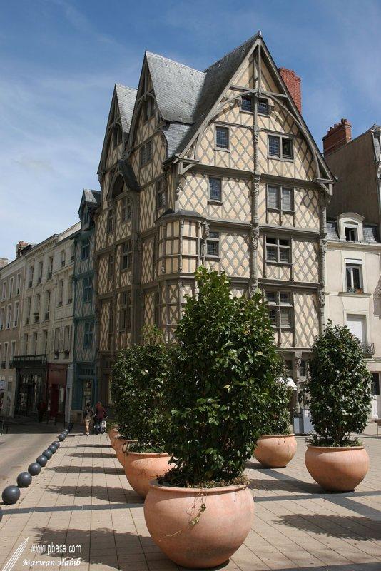 Angers - Maison Adam