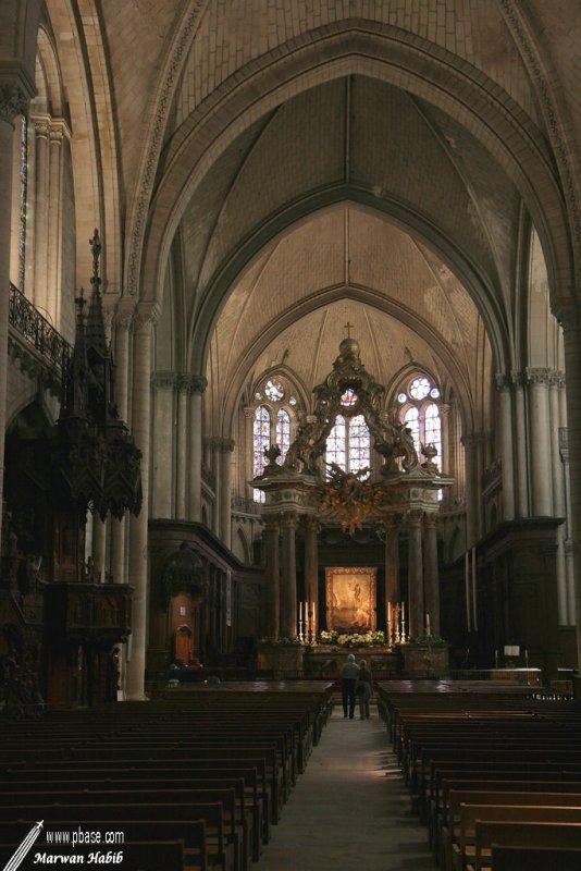 Angers - Cathérale Saint-Maurice