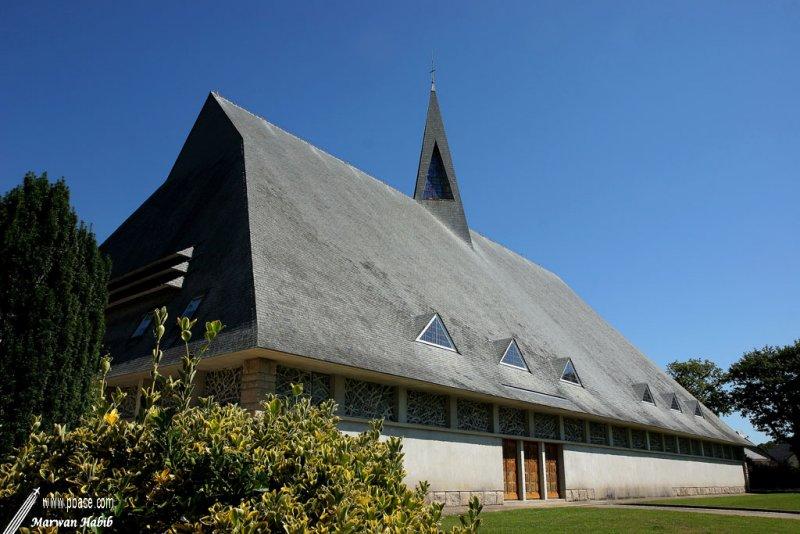 Bénodet - Nouvelle église