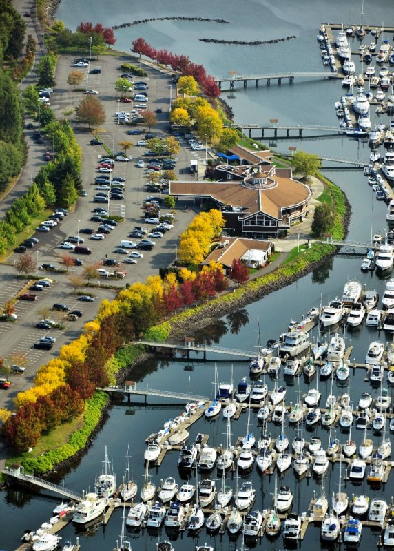 Elliott Bay Marina, Seattle, Washington