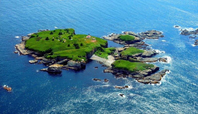 Cape Flattery Lighthouse, Tatoosh Island, Neah Bay, Washington