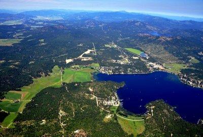 Loon Lake, Deer Lake, Chewelah, Washington