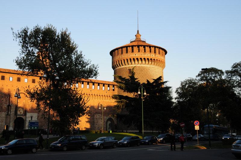 Castello Sforzesco, Milan