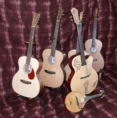 Wile Guitar Collection