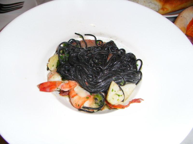 Four Seasons Bangkok - Biscotti italian restaurant