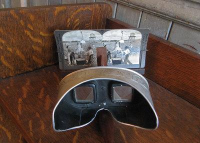 Stereoscope viewer!