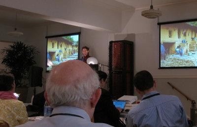 SJ Klein, OLPC – Rural uses of browser books