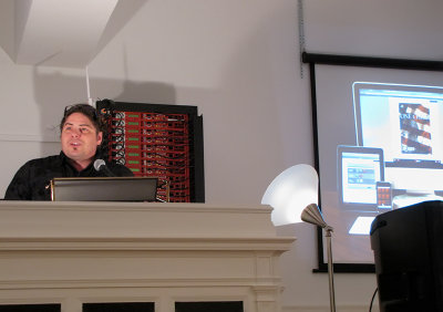 Kevin Franco, Francomedia - Transmedia
